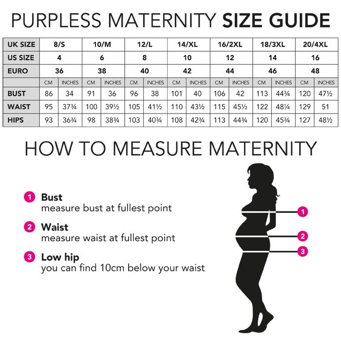 Size Guide - Purpless Ltd