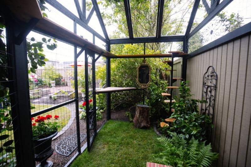 garden box window