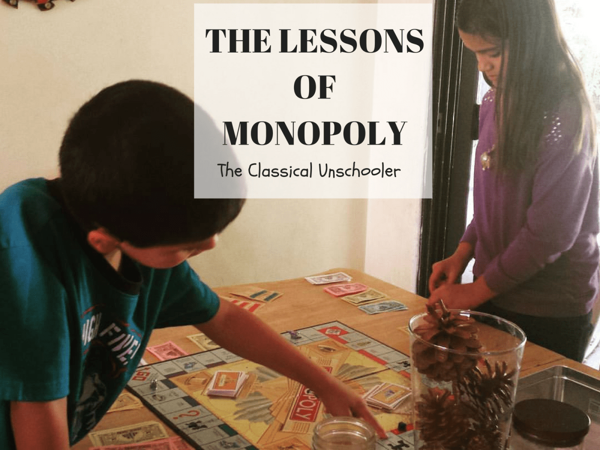 The Three Lessons of Monopoly