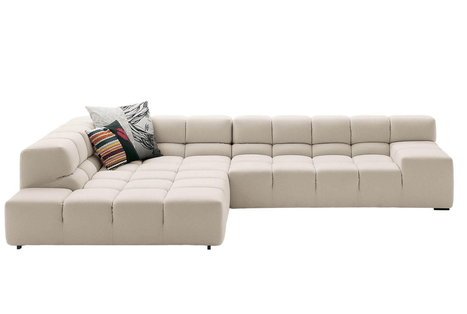 Big-sofa Fontana Sofas Tufty Time Seating System