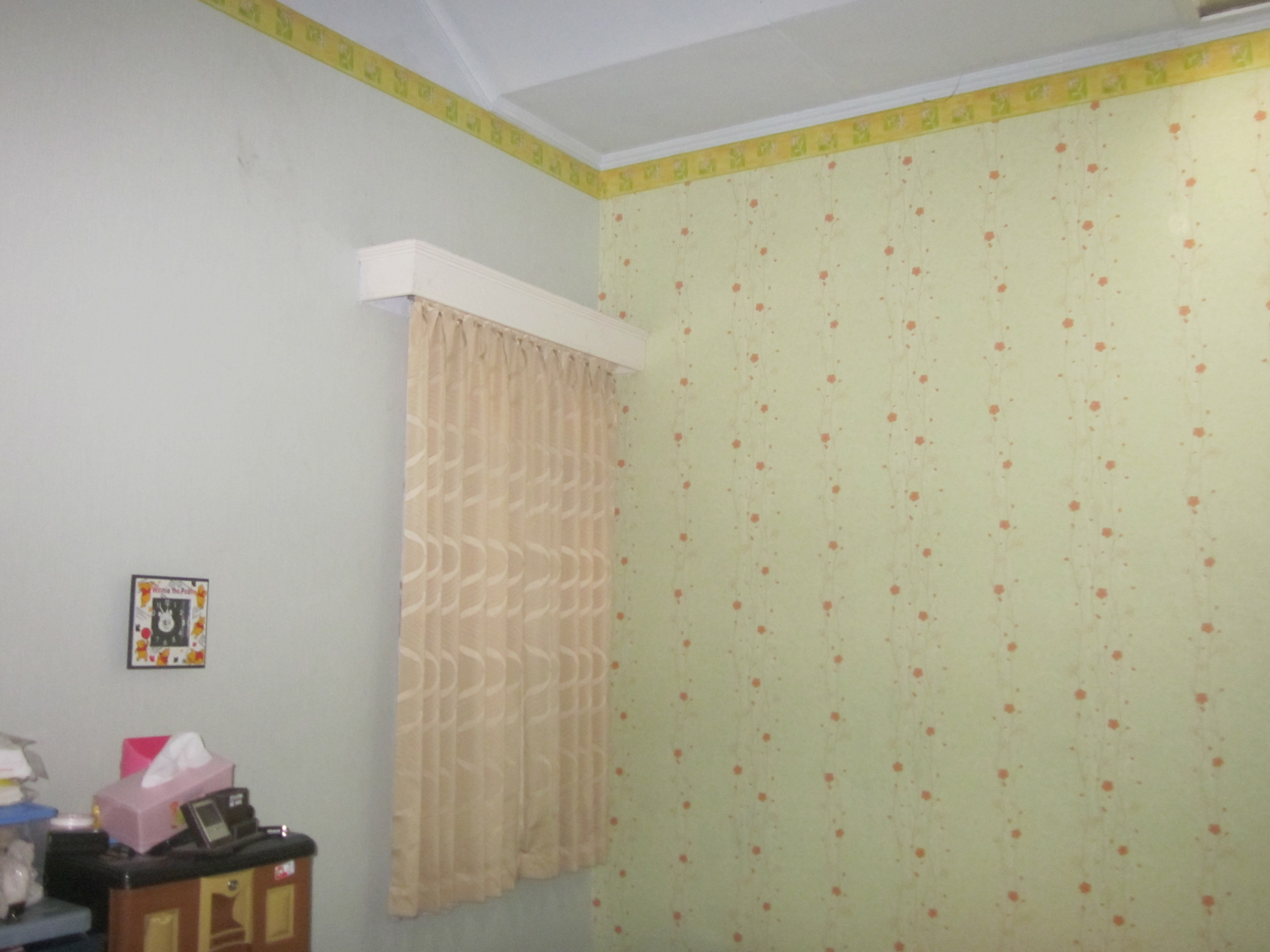 Kamar Hello Kitty Minimalis Wallpaper Dinding Malang | Wallpaper Malang | Wallpaper