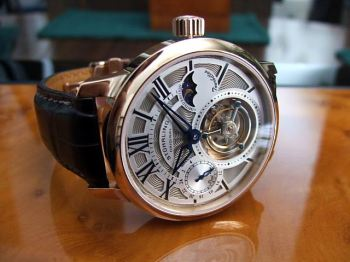 Stuhrling Original IMPERIUM TOURBILLON