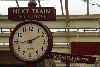 Railway Clock