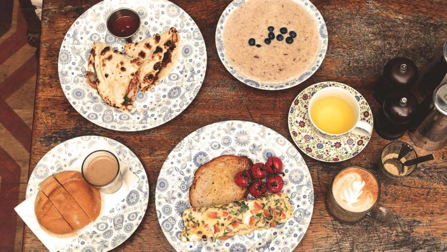 Lovely and Alternative Things To Do In London | Dishoom Brunch