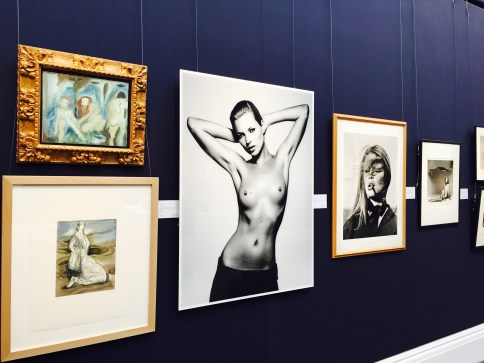 Sotheby's London   Rock & Pop exhibition and sale   Kate Moss