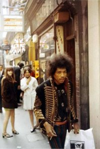 Jimi Mayfair