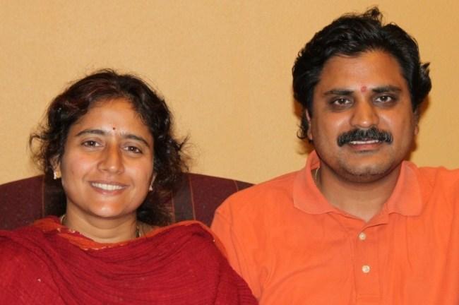 106Devotee Experiences ~ Raja Srinivasa Sarma and Parvathi Ganduri, Florida