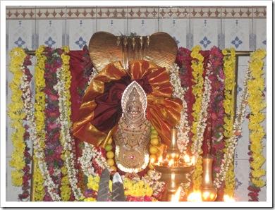 Pratyangira-Decorated