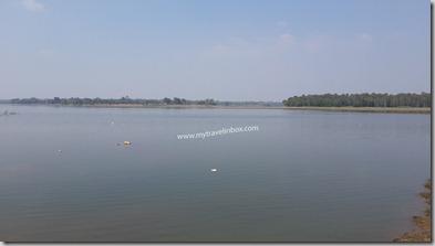 Bhoo Varahanath Swamy Temple, Hemavathy river