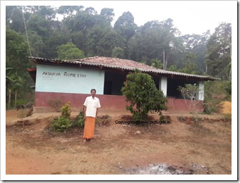 kodachadri homestay owner mabla bhat