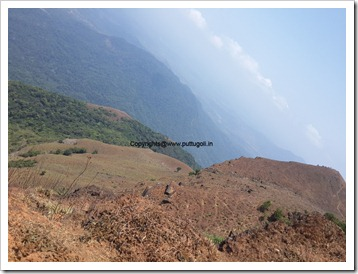 kodachadri hills beautiful view