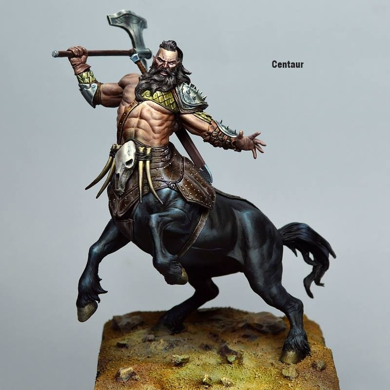 Centaur 75mm Terrible Kids Stuff By Mmasclans Putty Paint