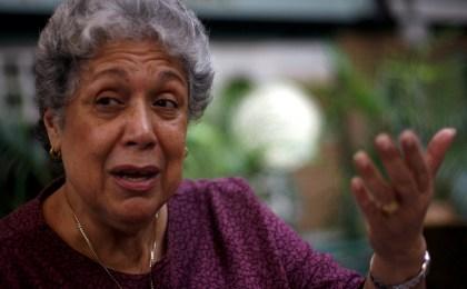 """Gloria Cuenca: """"Quieren eliminar el periodismo libre"""""""