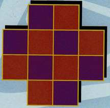 how many squares do you see in this picture