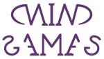 Mind Games Ambigram
