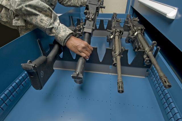 Gun Storage Cabinets Pvi Products