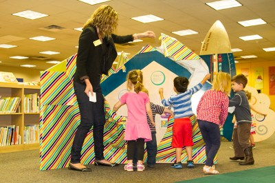 Antioch Library celebrates opening of new 6 by 6 space - Shawnee Mission Post - Neighborhood ...