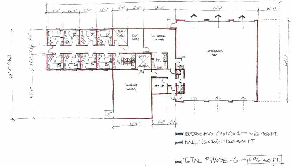 Fire Stations - Boone County, MO - PWArchitects, Inc