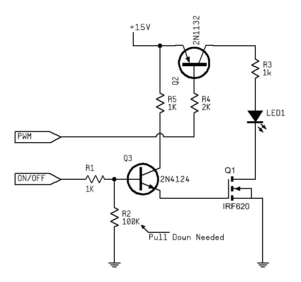 linear led driver circuit