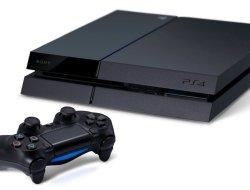 PlayStation 4 Image de la console
