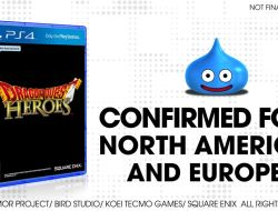 Dragon Quest Heores en Europe