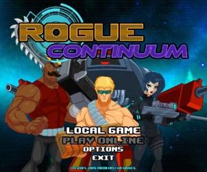 Rogue-Continuum