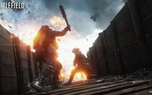Battlefield 1 : 15mn d'alpha tournant sur une GTX 1080