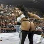 wwe diva Chyna thunderous ass in thong