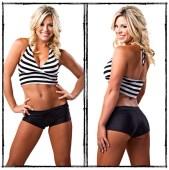 Taryn Terrell TNA Wrestling referee
