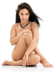 monica mattos barefoot naked
