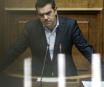Discussion and voting on  social dividend in parliament, in Athens, on Nov. 11, 2017 / ???????? ??? ?????? ??? ??????????? ??? ?? ????????? ??????? ???? ????????? ??? ??????, ???? ?????, ???? 11 ?????????, 2017
