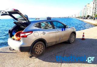 λιμενικό-αυτοκίνητο-γυναίκες-αυτοκίνητο-έπεσε-Θερμαϊκός-Θεσσαλονίκη-thestival-741x486