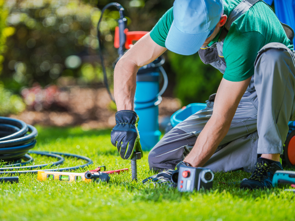 Garden Automatic Watering Systems Installer Garden System
