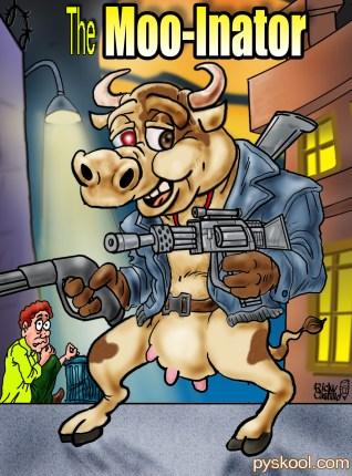 The Cow terminator