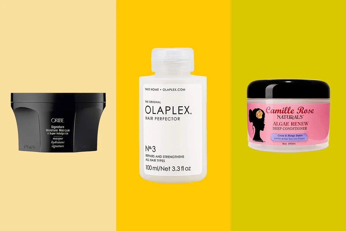 24 Best Hair Masks 2021 The Strategist New York Magazine