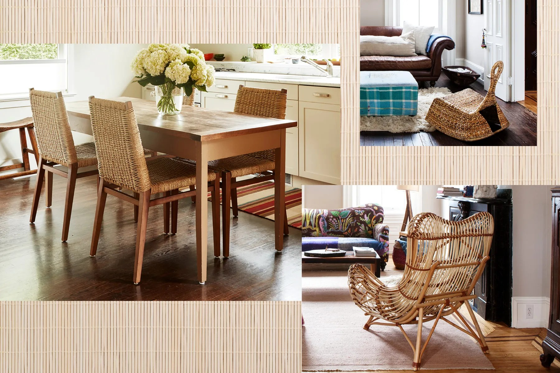 The Difference Between Cane Rattan And Wicker Furniture
