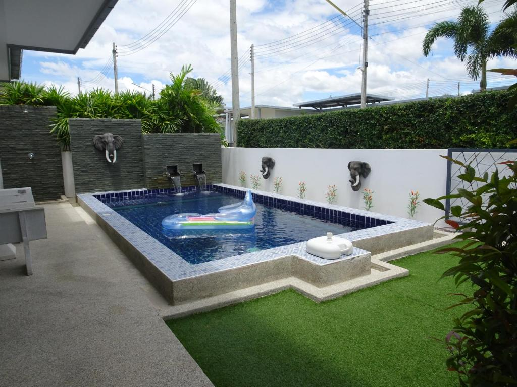 Luxus Outdoor Pool Luxury Private Pool Villa Hua Hin Thailand Booking
