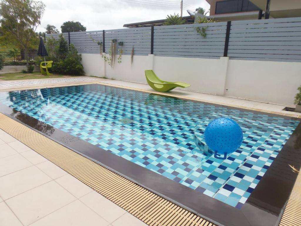 Pool Sattahip Pool Villa تايلاند ساتاهيب Booking