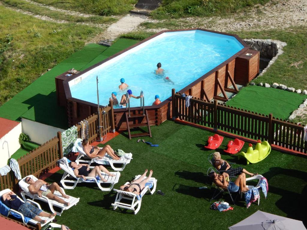 Piscina Lanciano Grand Hotel Panorama Italia Pretoro Booking