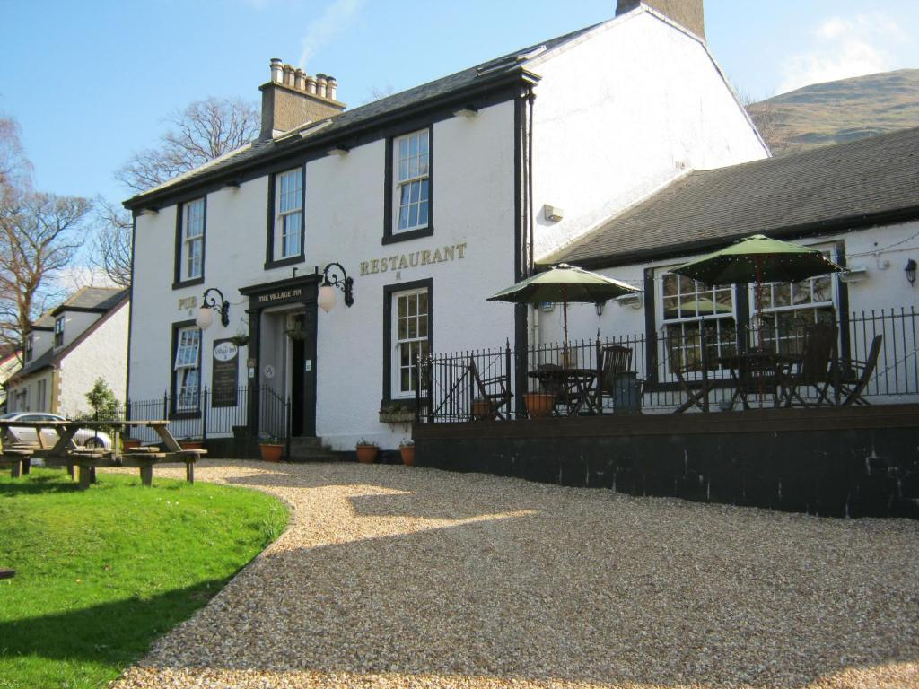Bed And Breakfast Helensburgh Village Inn Helensburgh Online Booking Viamichelin