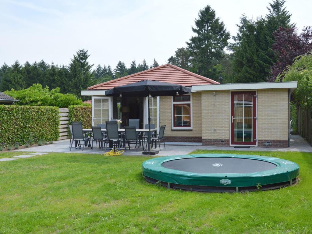 Peaceful Holiday Home In Putten With Sauna Holiday Home Putten - Sauna De Veluwe