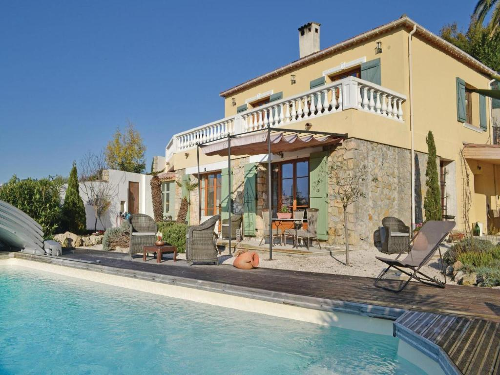 Office De Tourisme De Mougins Holiday Home Mougins With Fireplace I Holiday Home Mougins