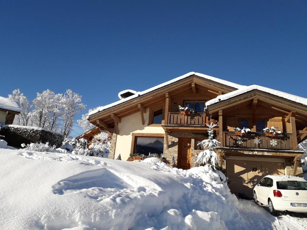 Booking Chambre D Hote Chambres D Hôtes Eternel Mont Blanc Informations And Online Booking