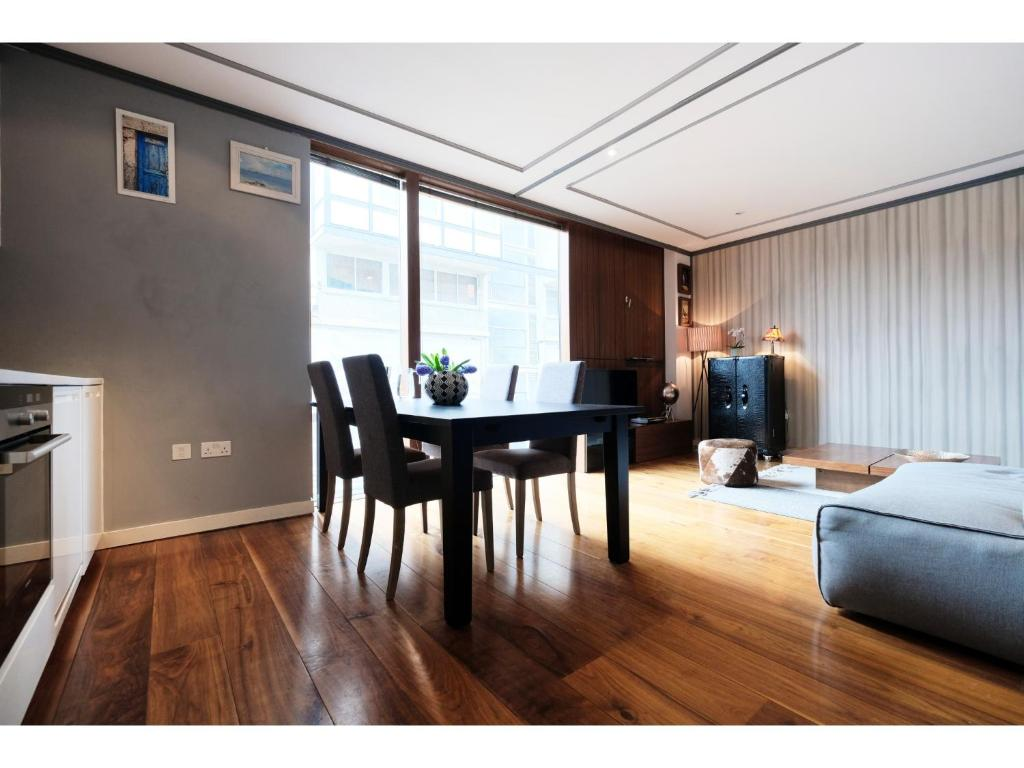 Appart Hotels Londres Luxurious Modern 1br Soho Flat For 4 Appartement à Londres