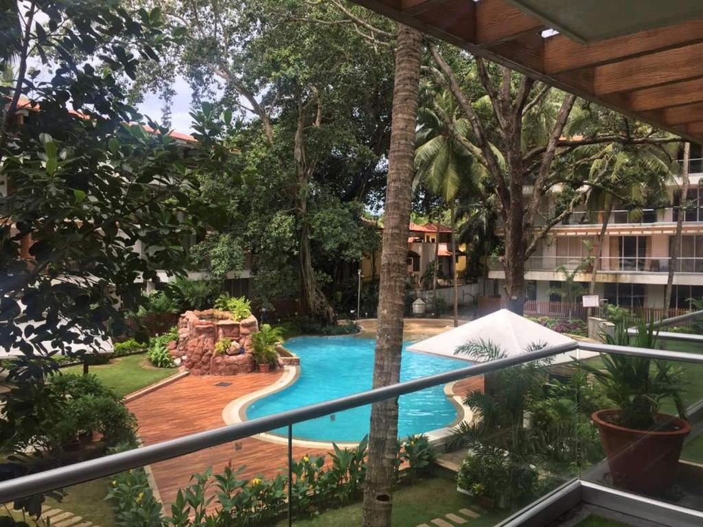 Sitzecke Eternity Eternal Holiday Home Wohnung Calangute