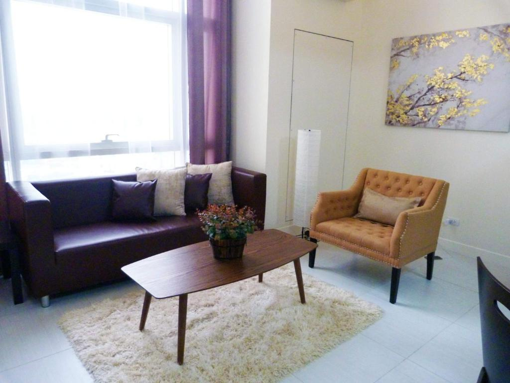 Chambre Sm 1 Bedroom Loft Near Sm Megamall Appartement à Pasay