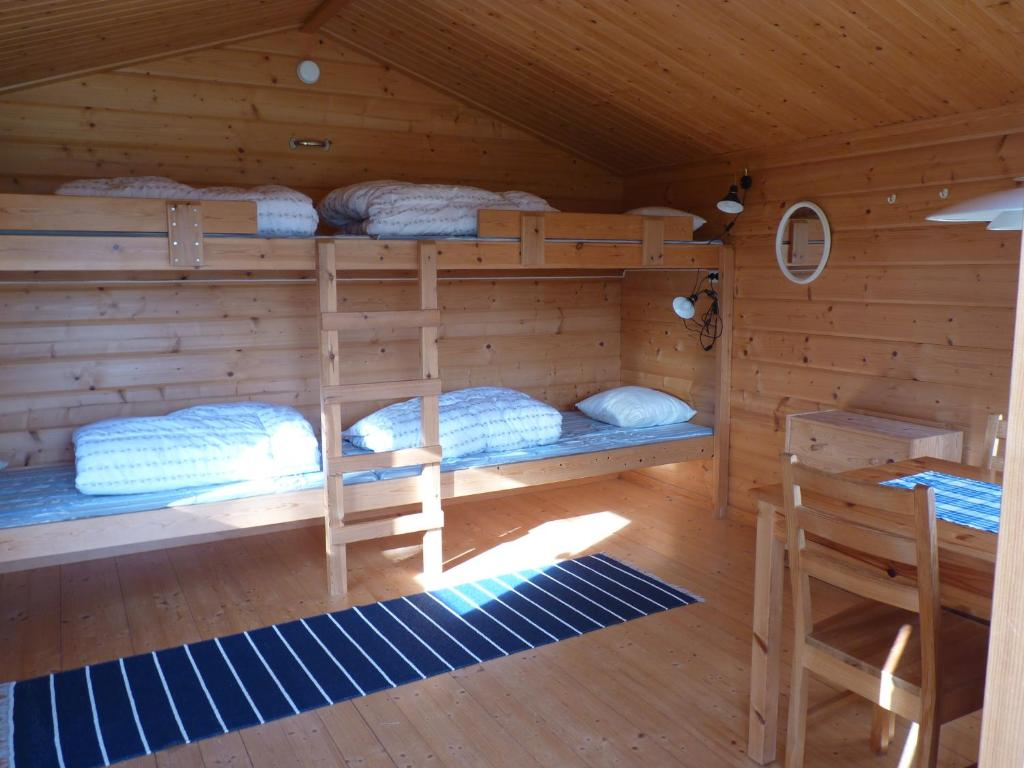 4 Persoons Bed 4 Persoons Stuga Ferienhaus Hammarstrand