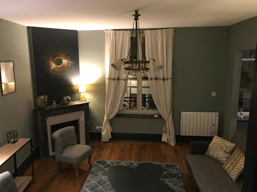 Chambre Hote Nancy Appartement Le Relais Des Cordeliers Appartement Nancy