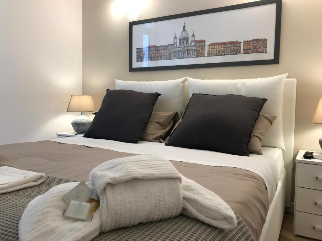 Break Via Veneto Reizend Suite Wohnung Rome