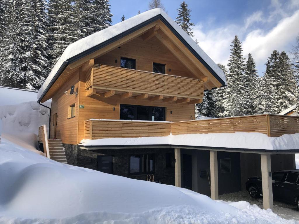Luxus Chalet Austrian Escape Turracher Höhe Chalet Turracher Hohe